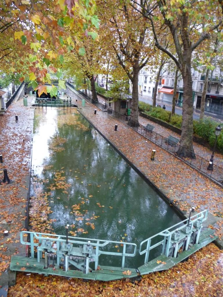 L'automne dans Paris