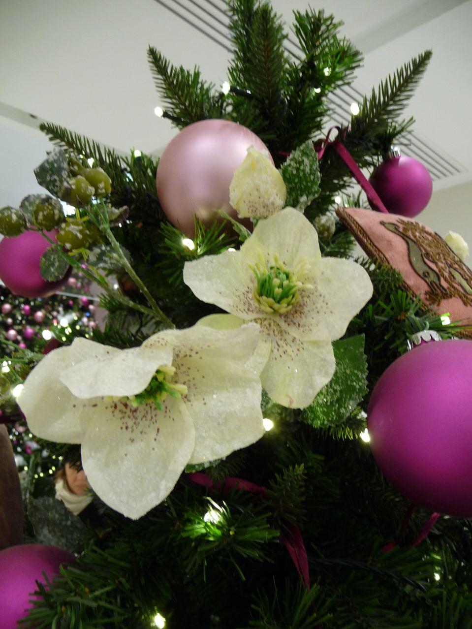 Décorations et sapins de Noël