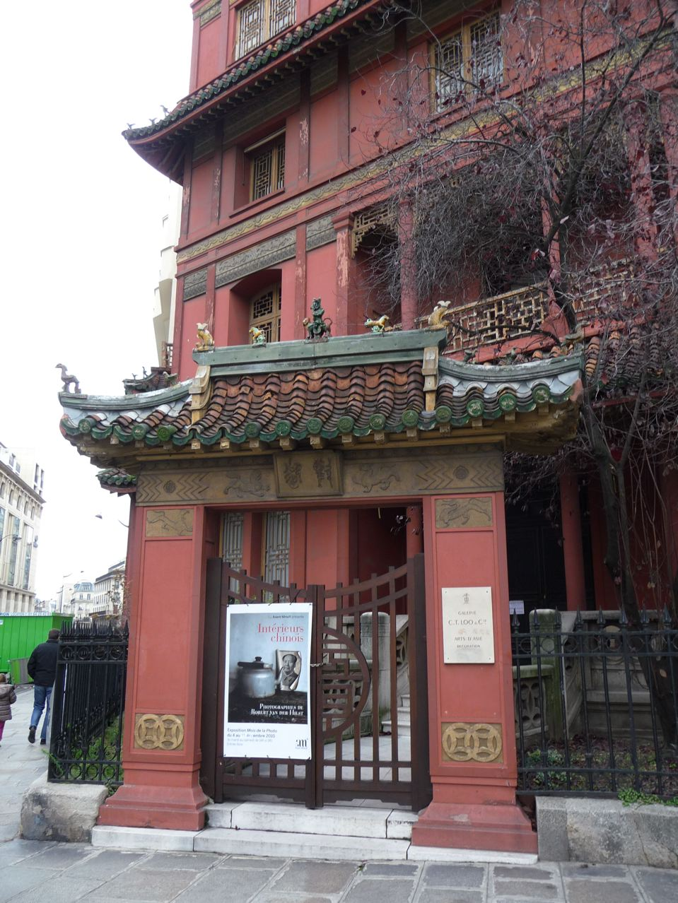 Art chinois à Paris