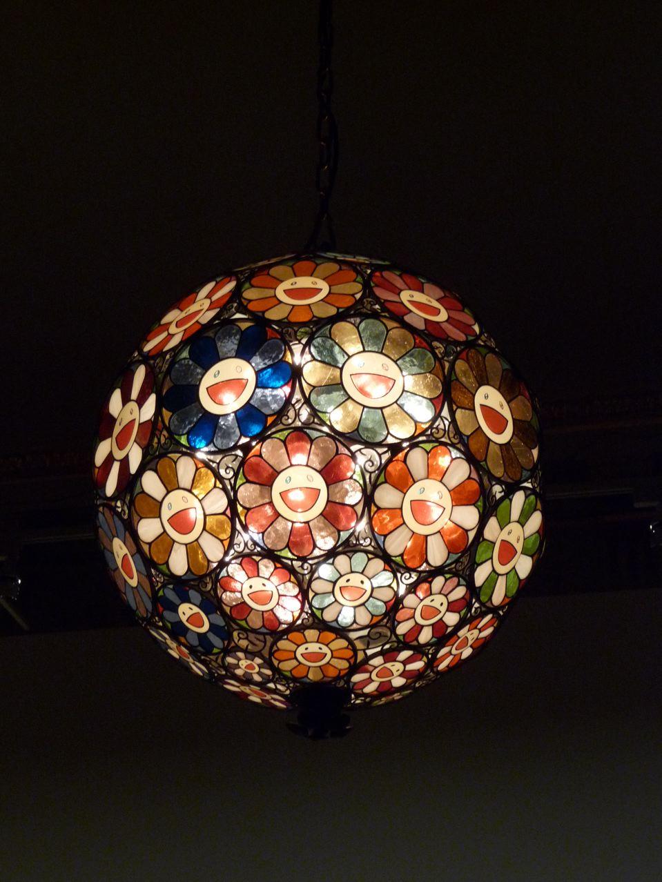 Exposition de Takashi Murakami au château de Versailles
