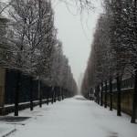 Importante chute de neige sur Paris