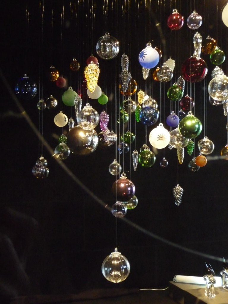 Décorations de Noël au Palais-Royal