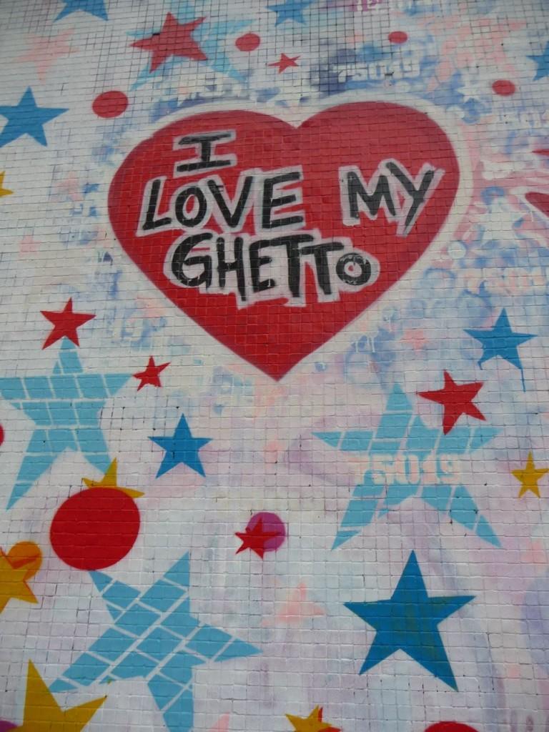 Art de la rue, street art, graffiti