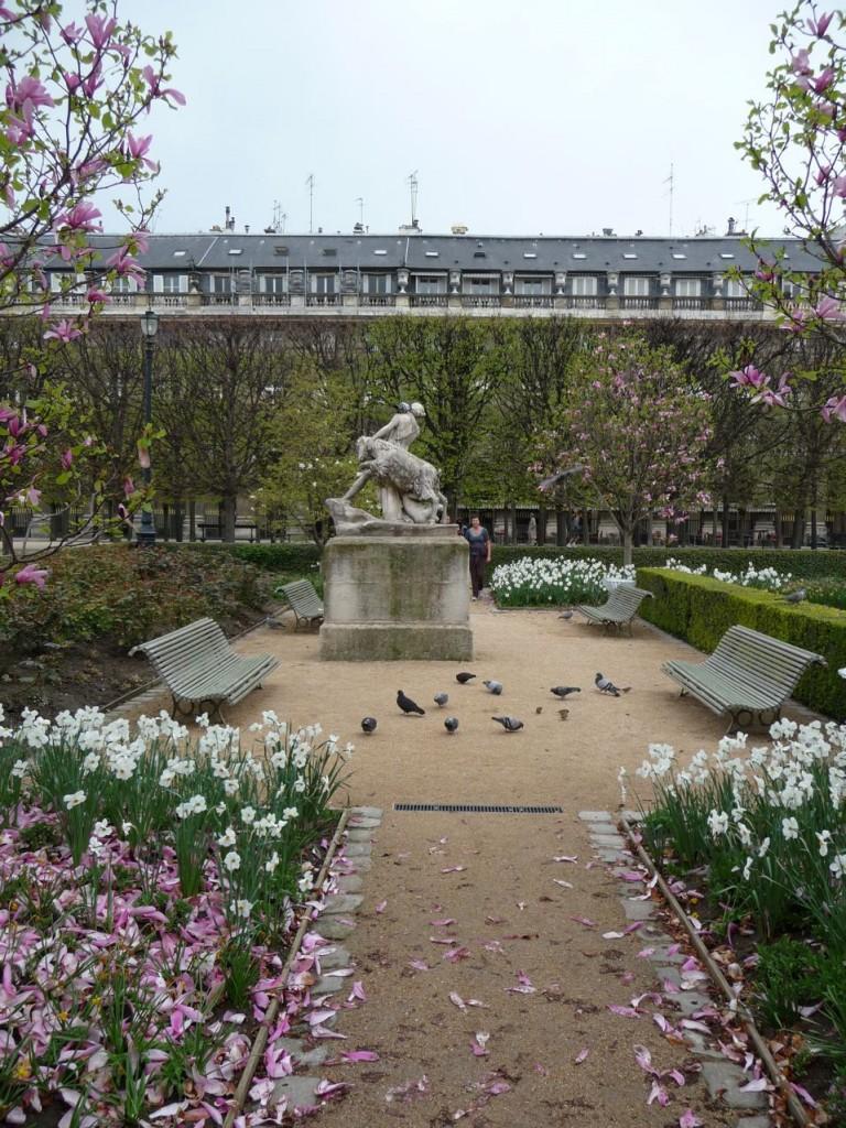 Domaine et jardin du Palais-Royal, Paris 1er (75)