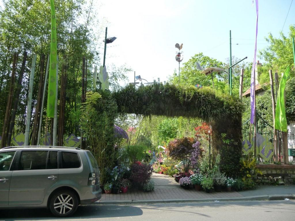 Jardinerie Taffin, 6 rue des Chesneaux, 95160 Montmorency.