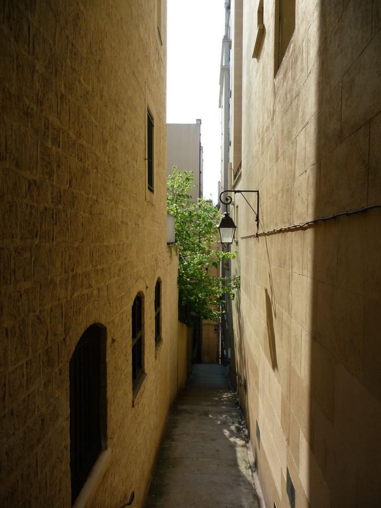 Passage des Eaux, rue des Eaux