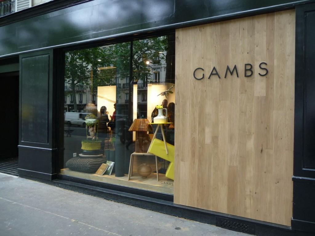 Gambs Seconde Nature, Paris 11e (75), photo Alain Delavie