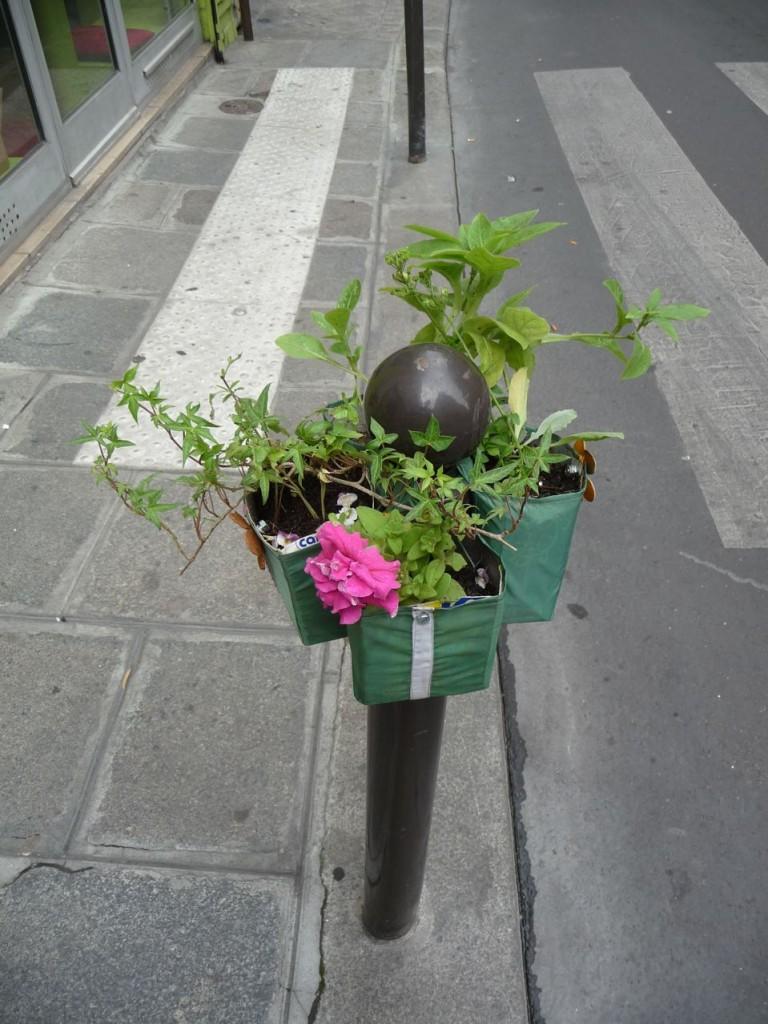 Potogreen dans la rue Beauregard, Paris 2e (75)