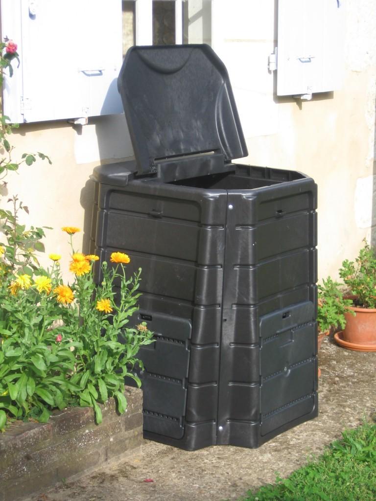 Fût à compost