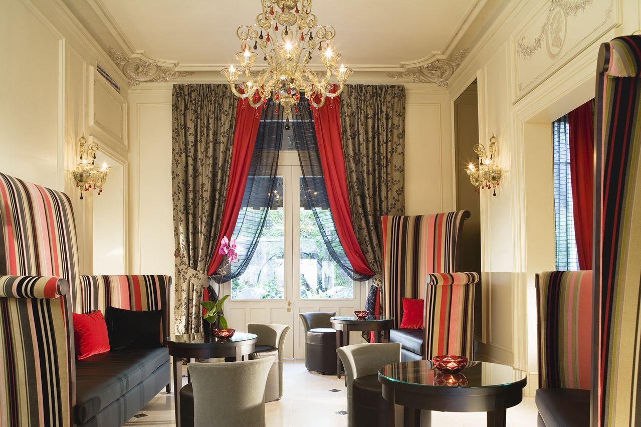 Intérieur et décoration de l'hôtel