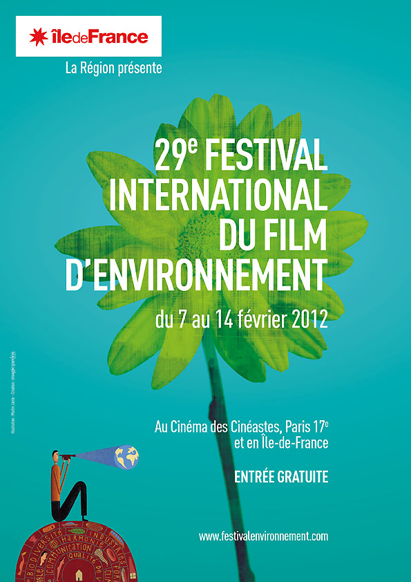 Festival International du Film d'Environnement 2012