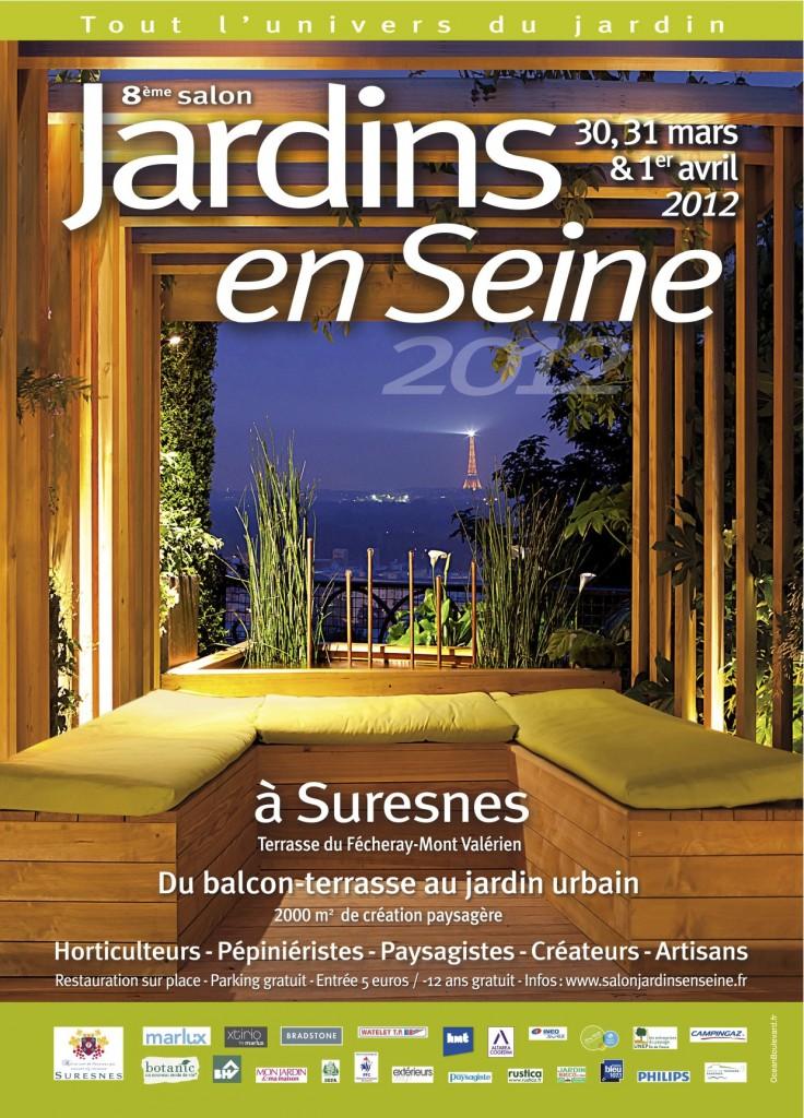Jardins en Seine 2012
