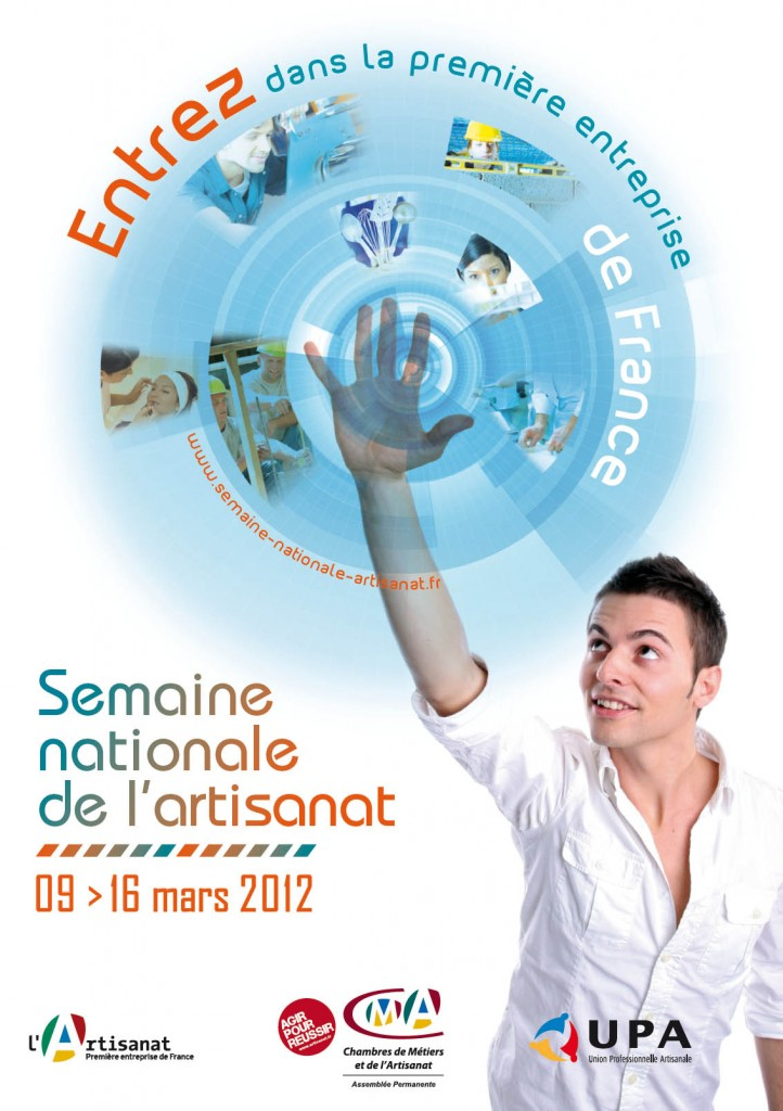 Semaine nationale de l'artisanat 2012