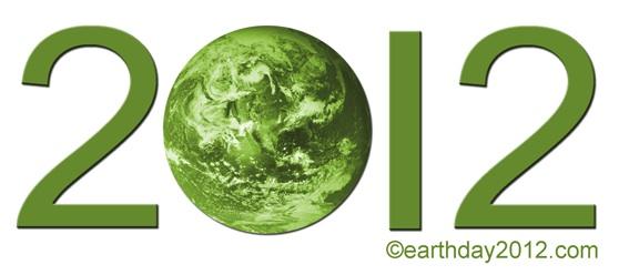 Logo Earth Day 2012