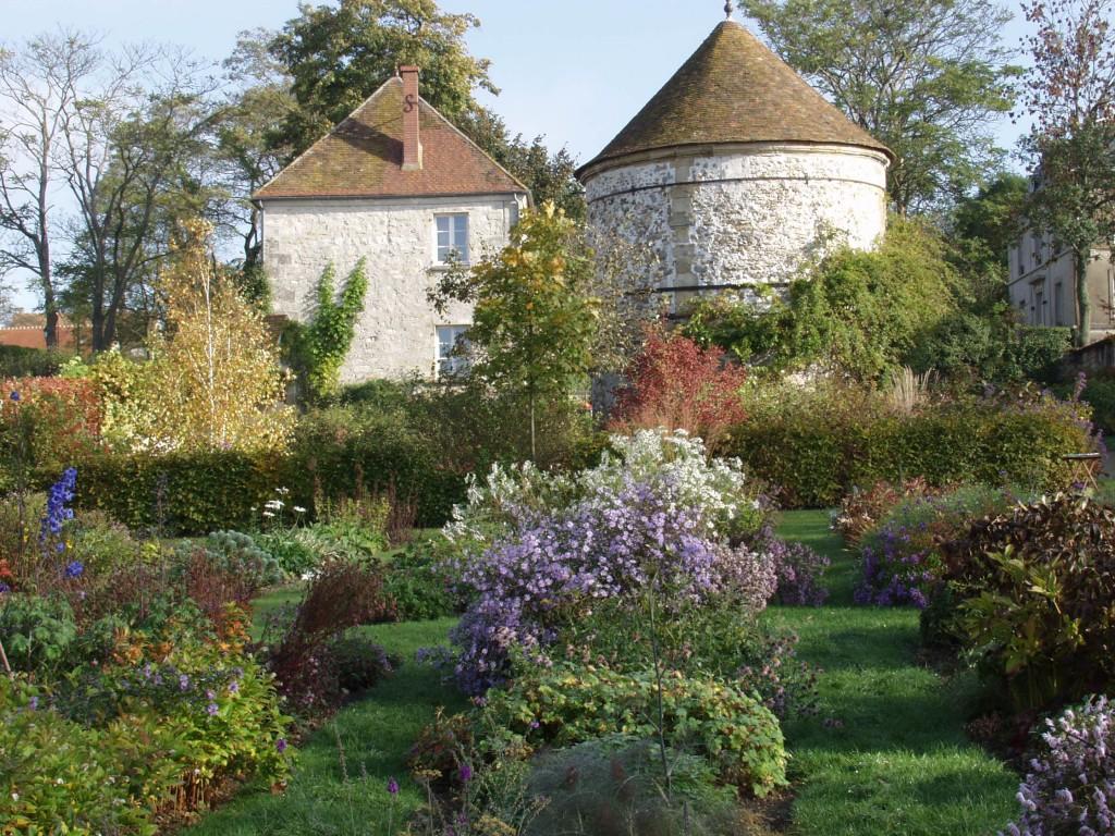 Le Jardin de Campagne à Grisy-les-Plâtres (95), photo Nathalie Becq / Le Jardin de Campagne