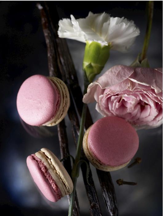 Jardin secret, macaron de Pierre Hermé