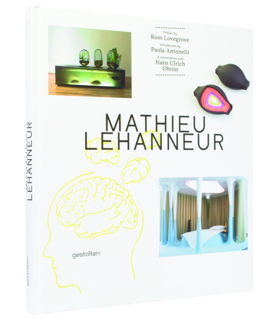Mathieu Lehanneur chez Gestalten