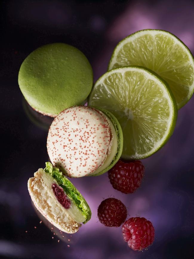 Macarons Jardin enchanté, Pierre Hermé