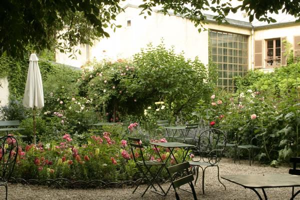 jardins romantiques » Paris côté jardin
